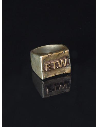 кольцо F.T.W.